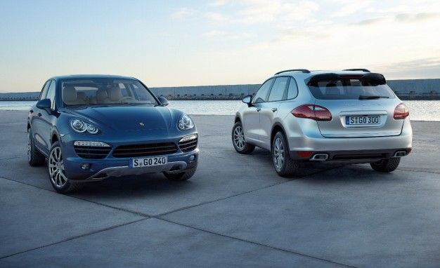 2013 Porsche Cayenne Diesel Rated by EPA, Bests Hybrid Sibling on Highway