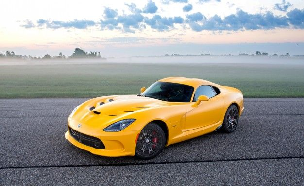 2013 SRT Viper Coupe Priced from $99,390, GTS from $122,390