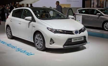 Toyota Debuts New Auris Compact Hatchback and Wagon for Europe [2012 Paris Auto Show]