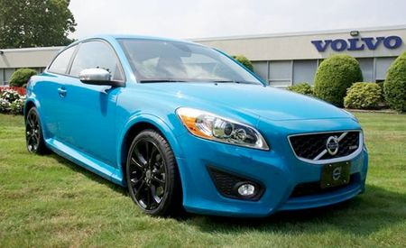 Volvo Introduces 2013 C30 Polestar Limited Edition, Bringing 250 Examples to the U.S.