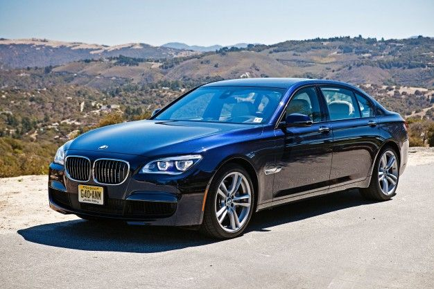 BMW 7 Series Reviews
