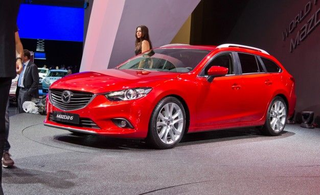 2014 Mazda 6 Wagon Revealed: Stateside Appearance Still Unlikely