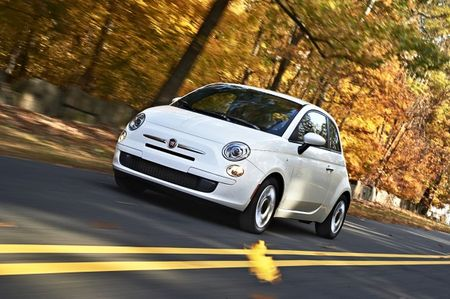 2013 Fiat 500 Gets Improved EPA Numbers, 500T Rated