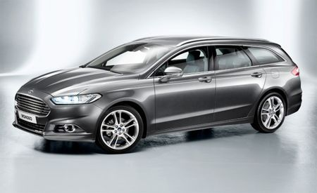 Ford Introduces New Mondeo Overseas, Announces New Models for Europe