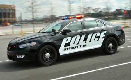 L.A.P.D. Cop Cars to Track and Report Police Officers' Driving Behavior