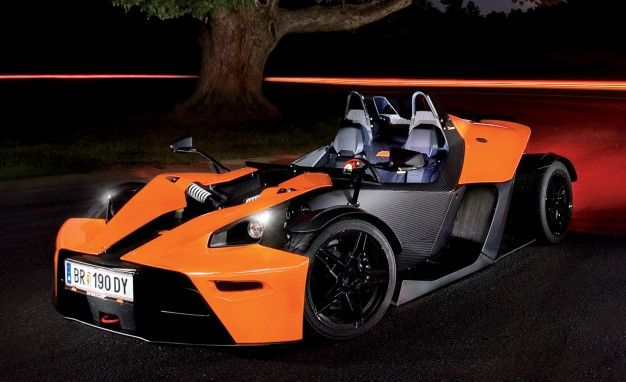 Believe the Hype: KTM X-Bow Coming To North America – News – Car and ...