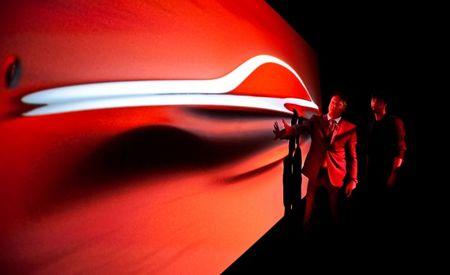 Mercedes Design Exercise Previews Next-Gen S-class