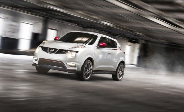 Nissan Releases Some Info on Production Juke NISMO [Paris Auto Show]