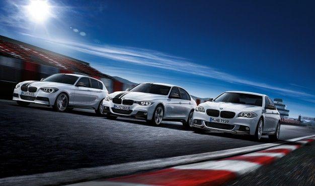 BMW M Performance Announces Suspension Pack, 2.0-Liter Diesel Power Kit [2012 Paris Auto Show]