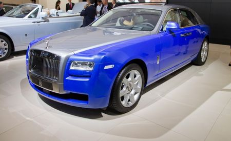 Rolls-Royce Unveils Art Deco Cars: Old Money Should Feel Like Old Money [Paris Auto Show]