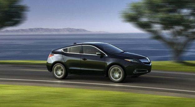 Acura to Discontinue Salesproof ZDX Crossover after 2013