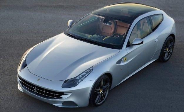 Ferrari Adding Panoramic Sunroof Option to 2013 FF Grand Tourer