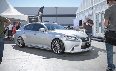 Lexus Should Build the Supercharged GS F Sport Show Car [2012 SEMA Show]