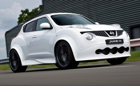 No Juking Around: First Production Nissan Juke-R Headed to a Real-Life Customer