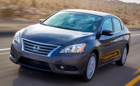 2013 Nissan Sentra Priced, Starts at $16,770