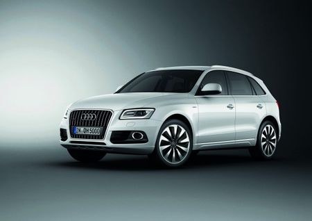 EPA Estimates Fuel Economy for 2013 Audi Q5 Hybrid
