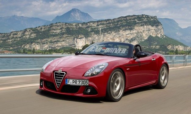 Alfa's Future Looks Complex: Maserati Powertrain Tie-Up Looming, Rumors of VW Sale Won't Go Away [2012 Paris Auto Show]