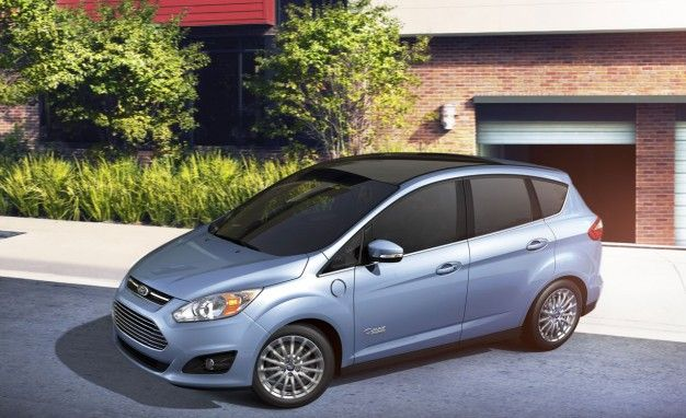 2013 Ford C-Max Energi Gets EPA-Rated 620-Mile Range