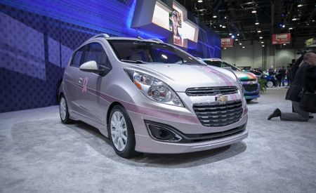 Chevy Readies a Handful of Custom Hatchbacks and Sedans [2012 SEMA Show, Updated]