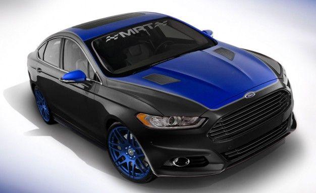 Custom Ford Fusion