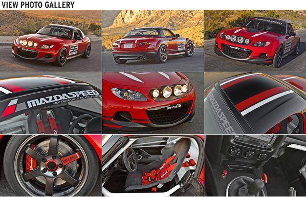 Mazda Miata MX-5 Super25 Concept: The Yin to the Super20 Concept\'s ...