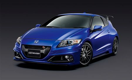2013 Honda CR-Z Mugen RZ: Better Than the Original