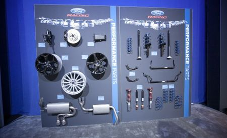 Ford Racing Introduces Upgrade Parts for Focus ST, Power Kit Coming [2012 SEMA Show]