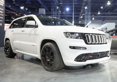 Mopar Shows Off Some Prototype Parts for Jeep Grand Cherokee SRT8 [2012 SEMA Show]