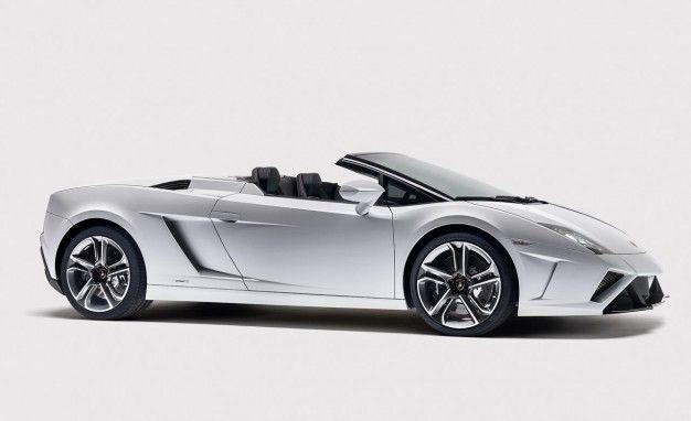 Lamborghini Reveals 2013 Gallardo Spyder