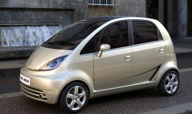 Adventures in Nope: Tata CEO Wants to Sell the Next Nano in the U.S.