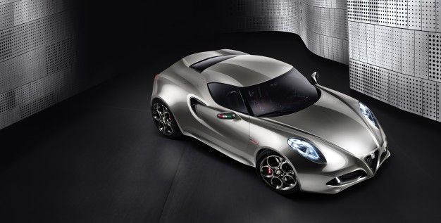 Marchionne Updates the Status of Alfa Romeo's Lineup Expansion
