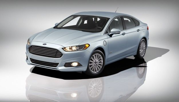 2013 Ford Fusion Energi (You Know, the Plug-In Hybrid) Priced at $39,495