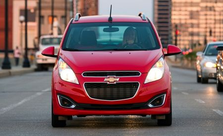 Chevrolet Announces Production Spark EV to Debut in L.A. [2012 L.A. Auto Show]