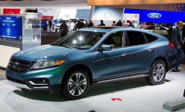 Long-Suffering Honda Crosstour Given Sweet Release, Killed for 2016