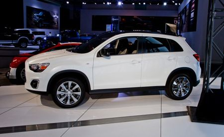 2013 Mitsubishi Outlander Sport Limited Edition Launched [2012 L.A. Auto Show]