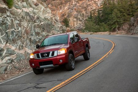 Nissan Aims to Fill Titan-Sized Hole in Full-Size Pickup Market