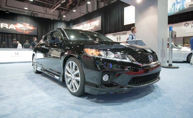 Honda Accord Factory Performance and X Packages: Fast and Furious Light [2012 SEMA Show]