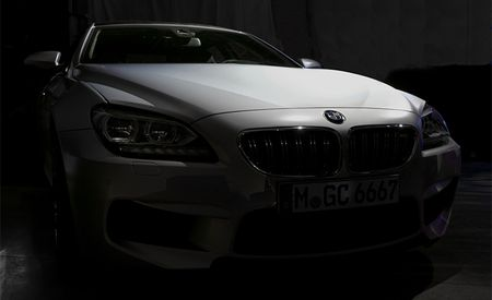 BMW Previews 2014 M6 Gran Coupe With Photos from Private Nürburgring Reveal
