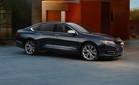 2014 Chevrolet Impala Priced, Starts at $27,535 with Four-Cylinder; $30,760 with V-6