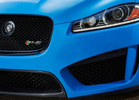 Jaguar Announces 2014 XFR-S Coming to U.S., Previews Sedan's Front End [2012 L.A. Auto Show]