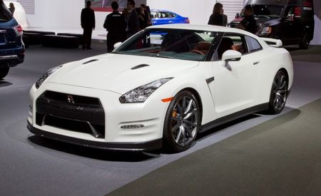 2014 Nissan GT-R Gets Updated Engine Internals, Suspension Tweaks [2012 L.A. Auto Show]