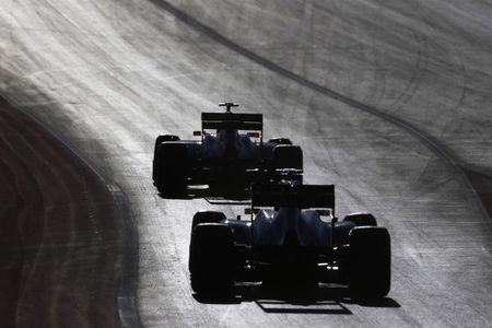 Formula 1 U.S. Grand Prix in Austin: Game On