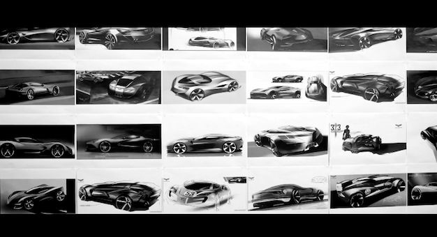 Latest Piece of 2014 Chevy Corvette C7 Puzzle Released in Video Form