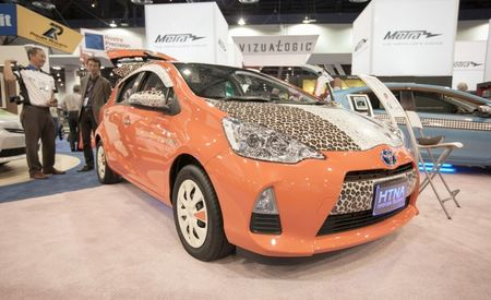 Three of the Most Interesting Toyota Priuses You're Likely Ever to Encounter [2012 SEMA Show]