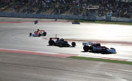 Historic Grand Prix: Bringing Back F1 Glory from 1966–1983 [2012 F1 U.S. Grand Prix]
