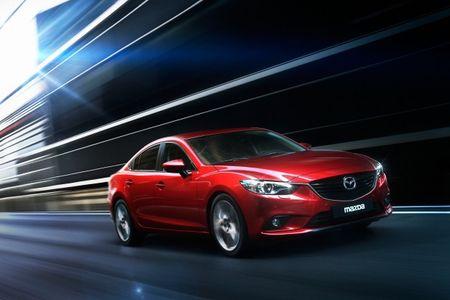 Diesel Announcement to Accompany 2014 Mazda 6, CX-5 Reveals [2012 L.A. Auto Show]