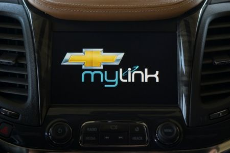 Next-Gen MyLink Infotainment System to Debut in 2014 Chevy Impala [2012 L.A. Auto Show]