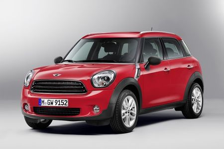 Mini Countryman to Get Updated Clutch Beginning This Month