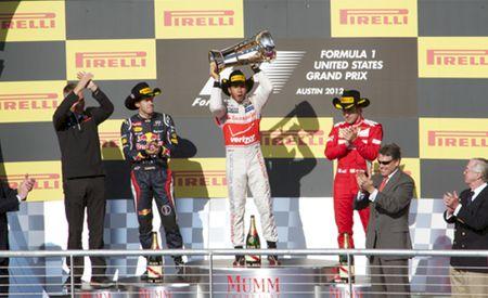 Yes, F1 Works in the U.S.—At Least For a Day [Race Postscript w/ Huge 2012 U.S. GP Gallery]