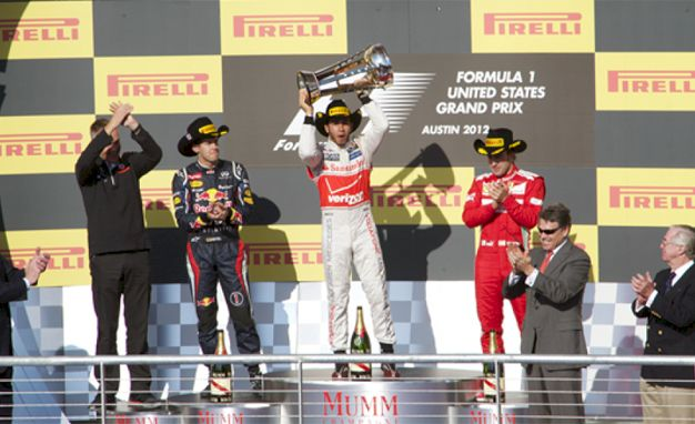 Yes, F1 Works in the U.S.—At Least For a Day [Race Postscript w/ Huge 2012 U.S. GP Gallery]